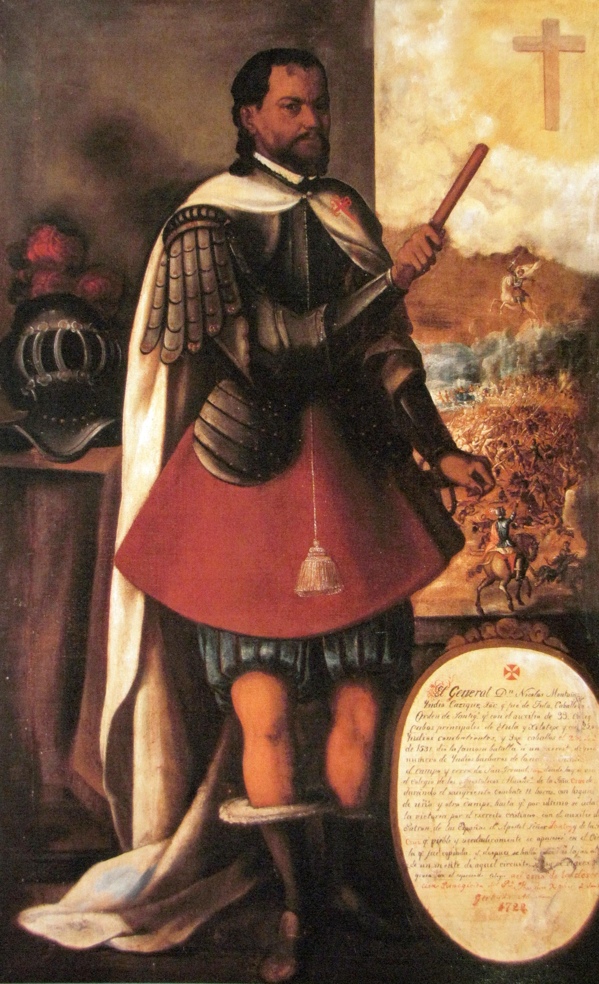 Nicolás de San Luis Montáñez